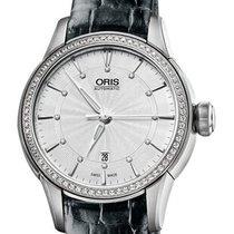 Oris Artelier Date Stahl 31mm Silber Deutschland, Berlin