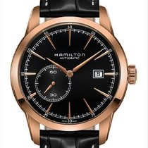 Hamilton Railroad 42mm Black
