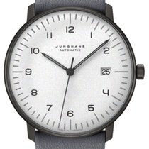 Junghans max bill Automatic Белый
