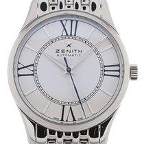 Zenith 03.2310.679/38.M2310 Acier 2020 Elite Ultra Thin 33mm nouveau