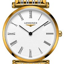 Longines La Grande Classique Steel 29mm White