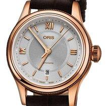 Oris Steel 28mm Automatic 01 561 7718 4871-07 6 14 32 new
