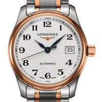 Longines Master Collection 29mm Silver