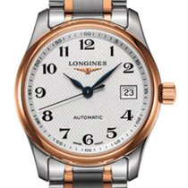 Longines Automatic Silver 29mm new Master Collection