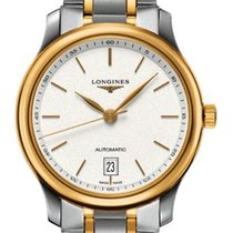 Longines Master Collection 39mm White