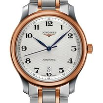Longines Master Collection 39mm Silver