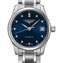 Longines Master Collection Steel 26mm Blue