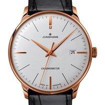 Junghans Automatisk Sølv 38mm ny Meister Chronometer