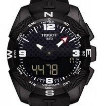 Tissot T-Touch Expert Solar T091.420.47.057.04 Új 45mm Kvarc