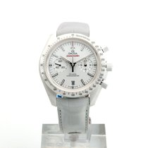 Omega Speedmaster Professional Moonwatch Ceramica 44mm Bianco