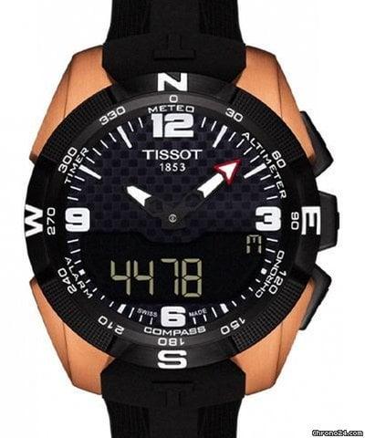 Tissot T-Touch Expert Solar T091.420.47.207.00 2021 новые