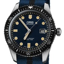 Oris Divers Sixty Five 01 733 7720 4055-07 5 21 28FC 2020 new