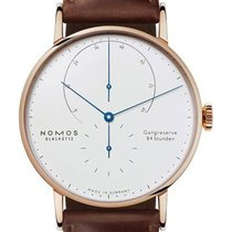NOMOS Lambda Rose gold White