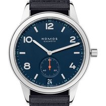 NOMOS Steel 42mm Automatic 776 new