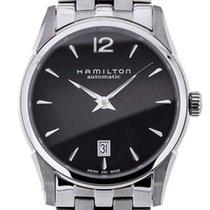 Hamilton Jazzmaster Slim nuevo 2020 Automático Reloj con estuche y documentos originales H38515135