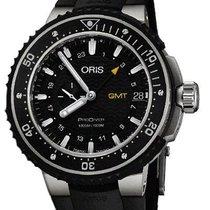 Oris ProDiver GMT Titan 49mm Schwarz Deutschland, Berlin