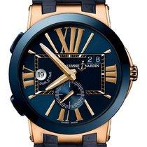 Ulysse Nardin 246-00/43 Rose gold 2020 Executive Dual Time 43mm new