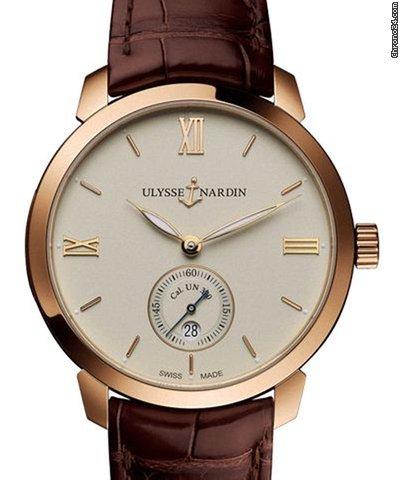 Ulysse Nardin Classico 3206-136-2/31 2021 new