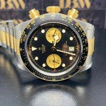 Tudor Black Bay Chrono Gold/Stahl 41mm Schwarz