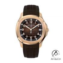 Patek Philippe Aquanaut 5167R-001 2016 pre-owned