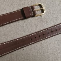 精工 零件/配件 新的 皮 棕色