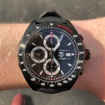 TAG Heuer Formula 1 Calibre 16 Steel 44mm Black No numerals United States of America, Pennsylvania, Rostraver