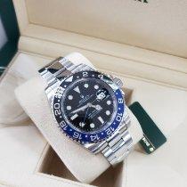 Rolex GMT-Master II 116710BLNR 2014 подержанные