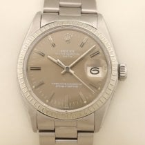 Rolex 1505 Steel 1971 Oyster Perpetual Date 34mm pre-owned