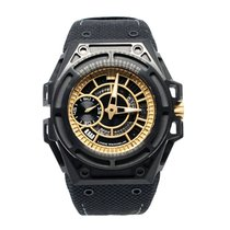 Linde Werdelin SpidoLite new 2018 Automatic Watch with original box and original papers A.SLTGG.II.1