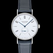 NOMOS Tangente 38 Steel 37.5mm Silver United States of America, California, Burlingame