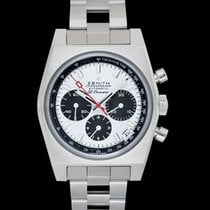 Zenith El Primero Chronomaster Steel 37mm White United States of America, California, Burlingame