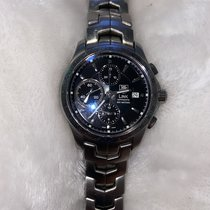 TAG Heuer Link Calibre 16 Steel 43mm Black No numerals United States of America, Texas, austin