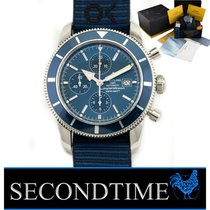 Breitling Superocean Héritage Chronograph Steel Blue United States of America, Florida, Hollywood