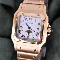 Cartier Santos (submodel) Yellow gold White United States of America, New York, New York
