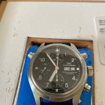IWC Pilot Double Chronograph IW3713 2005 pre-owned