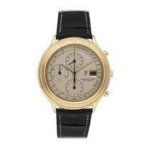 Audemars Piguet Huitième Yellow gold 41mm White No numerals United States of America, Pennsylvania, Bala Cynwyd