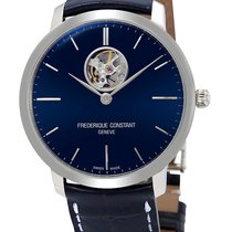 Frederique Constant Slimline new Automatic Watch with original box and original papers FC-312N4S6