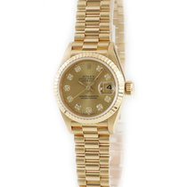 Rolex Lady-Datejust Yellow gold Gold