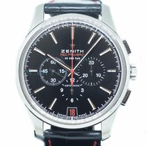 Zenith Steel 03.2115.400/21.C703 pre-owned Singapore, Singapore