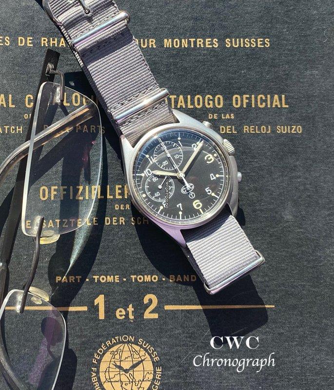 CWC 6645-99 1980 подержанные