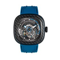 Sevenfriday Carbon 42mm Automatic S3/02 new
