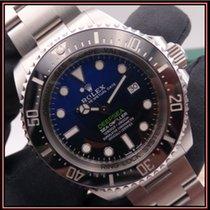 Rolex Sea-Dweller Deepsea Acero 44mm Azul Sin cifras España, Oviedo, Asturias