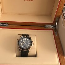 Omega Seamaster Diver 300 M 210.22.42.20.01.002 Unworn Gold/Steel 42mm Automatic India, Mumbai