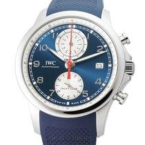 IWC Portuguese Yacht Club Chronograph IW3905-07 new