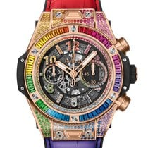 Hublot Big Bang Unico Or rose Gris