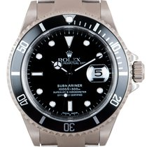 Rolex 16610 Steel 2002 Submariner Date 40mm new
