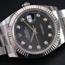 Rolex Datejust 126334 Very good Steel 41mm Automatic United Kingdom, Whitby- North Yorkshire