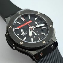 Hublot Big Bang 44 mm Ceramika 44mm Czarny Bez cyfr