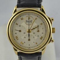 Piaget Gouverneur Yellow gold 35mm Champagne