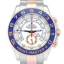 Rolex Yacht-Master II Gold/Steel 44mm White No numerals United Kingdom, Manchester